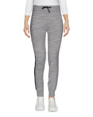 Повседневные брюки SOEUR. Цвет: серый