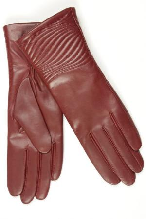 Перчатки Dali Exclusive. Цвет: бордовый