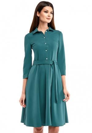 Платье A.Karina. Цвет: бирюзовый