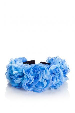 Ободок 135295 Iya Yots. Цвет: синий