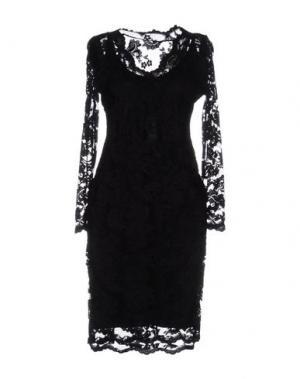 Короткое платье BALENSI. Цвет: черный