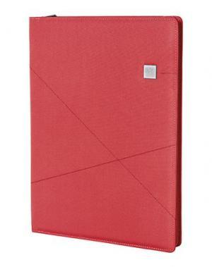 Чехол для документов LEXON. Цвет: красный