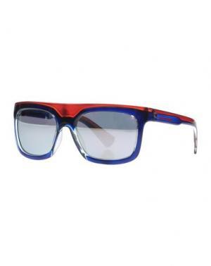 Солнечные очки 55DSL. Цвет: синий