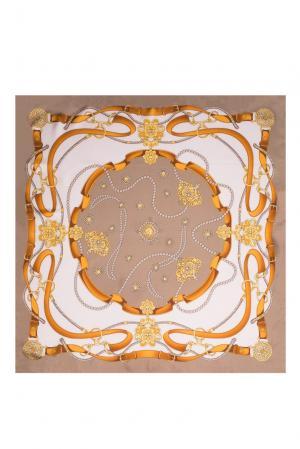 Шелковый платок 160151 P.jovian. Цвет: разноцветный