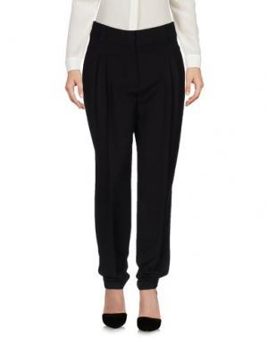 Повседневные брюки BESSINI. Цвет: черный