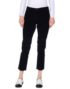Повседневные брюки LUIS TRENKER. Цвет: темно-синий