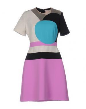 Короткое платье ROKSANDA. Цвет: розовато-лиловый
