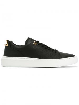 Uno low-top sneakers Buscemi. Цвет: чёрный