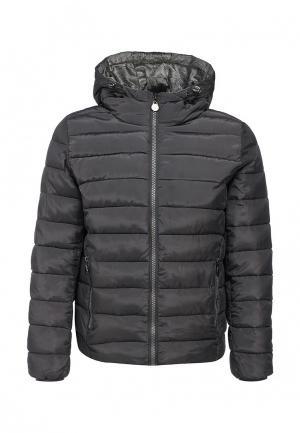 Куртка утепленная Mythic. Цвет: серый