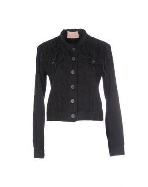 Куртка TRUST TOILETTE. Цвет: черный