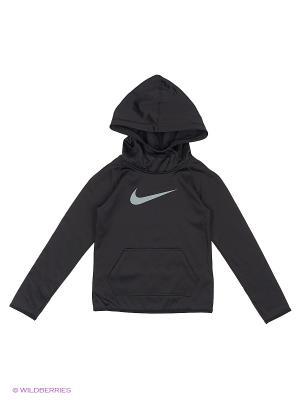Худи G NK THRMA HOODIE PO ALL TIME Nike. Цвет: черный