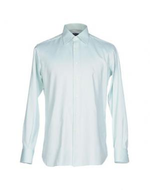 Pубашка INGRAM. Цвет: светло-зеленый