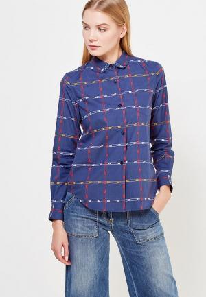 Рубашка Sonia by Rykiel. Цвет: синий