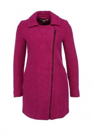 Пальто Uttam Boutique. Цвет: фуксия