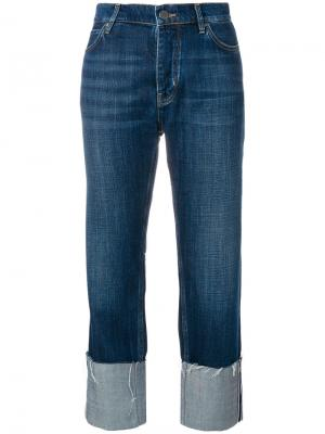 Джинсы Phoebe от Hilda Sandstorm Mih Jeans. Цвет: синий