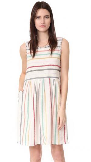 Платье Merry Joni ace&jig. Цвет: веселый