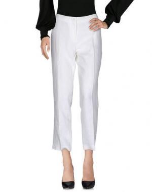 Повседневные брюки ASPESI per AL DUCA D'AOSTA. Цвет: белый