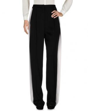 Повседневные брюки VIONNET. Цвет: черный
