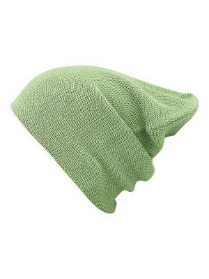 Шапка Kameo-bis. Цвет: зеленый