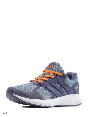 Кроссовки duramo 8 w  TACBLU/SUPPUR/GLOORA Adidas. Цвет: серый, сиреневый