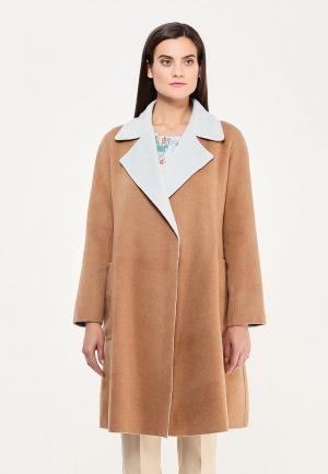 Пальто Max&Co. Цвет: разноцветный