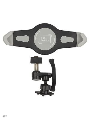 Держатель для планшета/iPad на решетку вентиляции KDS-4C-V WIIIX. Цвет: черный