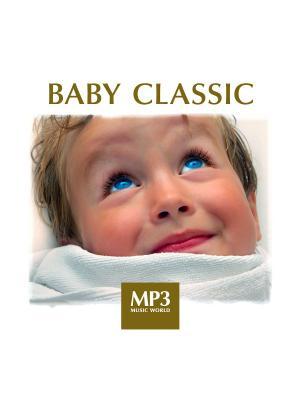 MP3 Music World. Baby Classic (компакт-диск MP3) RMG. Цвет: прозрачный