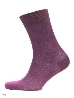 Носки PAL ZILERI. Цвет: малиновый