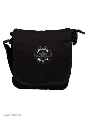 Сумка Small Flap Bag Converse. Цвет: черный