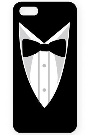 Чехол для IPhone 5 MITYA VESELKOV. Цвет: черный