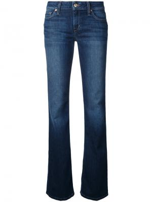 Прямые джинсы Joes Jeans Joe's. Цвет: синий