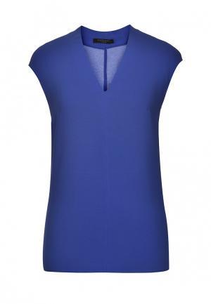 Топ Vassa&Co. Цвет: синий