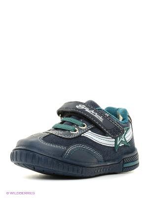Ботинки San Marko. Цвет: темно-синий