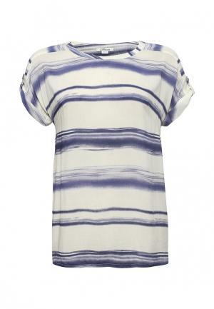 Блуза Silver String. Цвет: синий