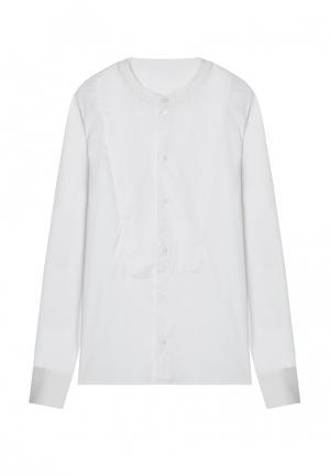 Рубашка Base Forms. Цвет: белый