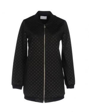 Куртка ANONYME DESIGNERS. Цвет: черный