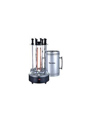Электрошашлычница Чудесница ЭШ-8. Цвет: серый