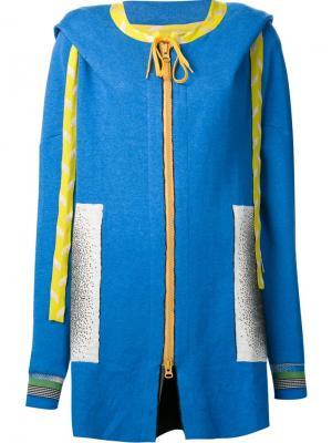 Loso dress Bernhard Willhelm. Цвет: синий