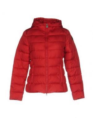 Куртка INVICTA. Цвет: коралловый