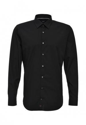 Рубашка Strellson. Цвет: черный