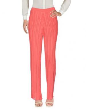 Повседневные брюки GENTRYPORTOFINO. Цвет: ржаво-коричневый