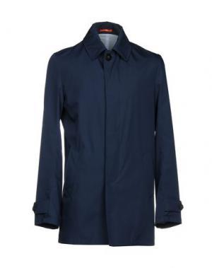 Легкое пальто MAESTRAMI. Цвет: темно-синий