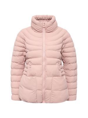 Куртка SKANDAЛ. Цвет: розовый