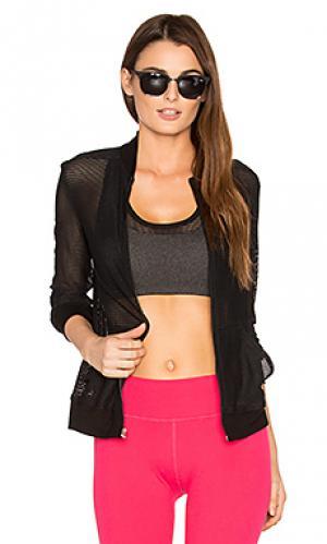 Куртка so bomber Beyond Yoga. Цвет: черный
