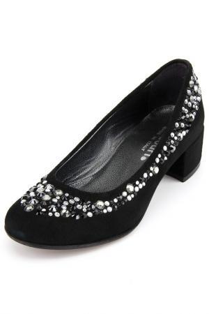 Туфли Missouri. Цвет: черный