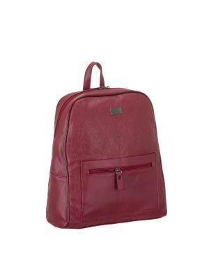 Рюкзак 5685 искусственная кожа Sofiya. Цвет: красный