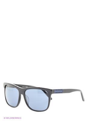 Очки солнцезащитные SY 624S 01 Sisley. Цвет: черный