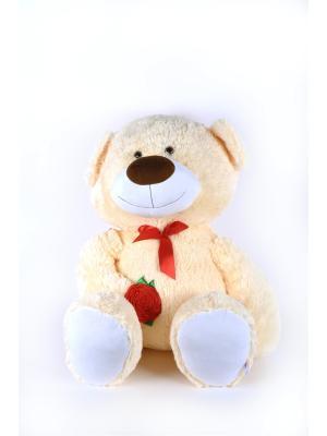 Мягкая игрушка Медведь Леонтий 2.289.1 цвет кремовый Malvina. Цвет: кремовый