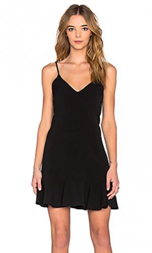 Платье alexa SAM&LAVI. Цвет: черный
