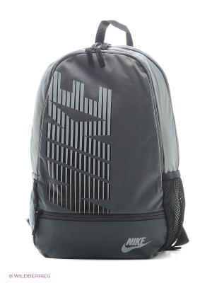 Рюкзак NIKE CLASSIC NORTH. Цвет: темно-серый, светло-серый, черный